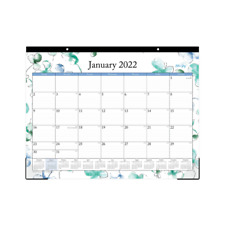 Blue Sky Monthly Desk Pad 17 X 22 Lindley 2022 100018 22 Desk Calendars