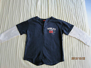 Carter-039-s-Toddler-Boy-Long-Sleeves-T-Shirt-4yo-1pcs