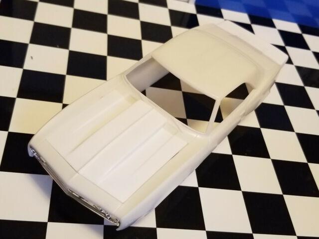 Resin Rear Spoiler /& Stinger Hood Combo for /'67 /& /'68 Camaro AMT 1//25 HOT!