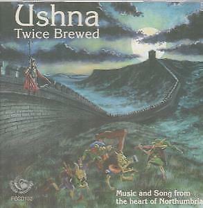 USHNA Twice Brewed CD Europe Fellside 2000 13 Track Still Sealed FECD132