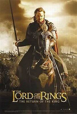 THE LORD OF THE RINGS POSTER The Return of King 24x36-1