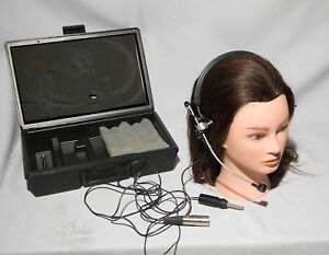 84b28a66474 Image is loading Shure-SM14A-Directional-Dynamic-Noise-Cancelling -Headset-with-