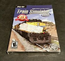 Train Simulator 2013 PC Tri Synergy Rail Simulator Sealed