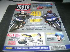 *** Moto Magazine n°196 Suzuki 500 GS / La route du Che / Moto Guzzi 750 Breva