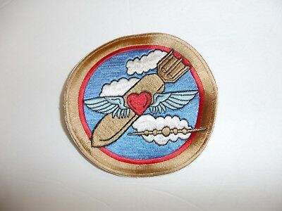 b4475 WW 2 US Army Air Force 757th Bomb Squadron 459th Bombardment Group R11D