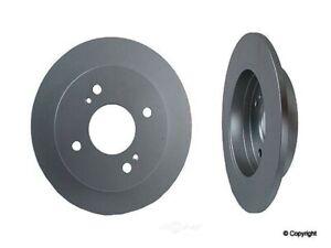 Disc Brake Rotor-Original Performance Front WD Express 405 09091 501