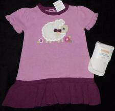 NEW Gymboree LOVEABLE LAMB Sweater Dress Tights Clothes size 6 12 months