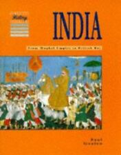 India: From Mughal Empire to British Raj (Cambridge History Programme Key Stage
