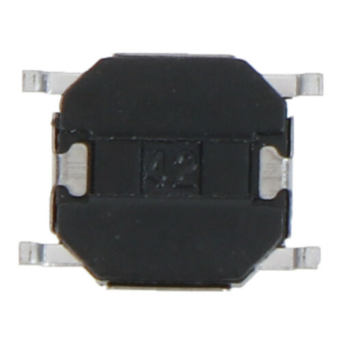 10* Micro waterproof copper tactile tact touch push button switch SMD 4x4x3mm ^P