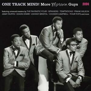 ONE-TRACK-MIND-MORE-MOTOWN-GUYS-Various-NEW-SEALED-60s-SOUL-NORTHERN-CD-KENT