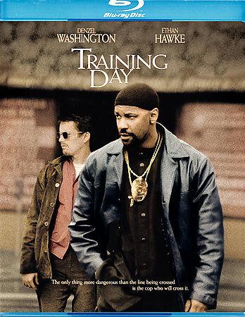 Training Day Blu-ray Disc, 2006  - $1.30