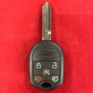 Car Keyless Entry Remote Head Ignition Key Fob Combo Transmitter For Lincoln