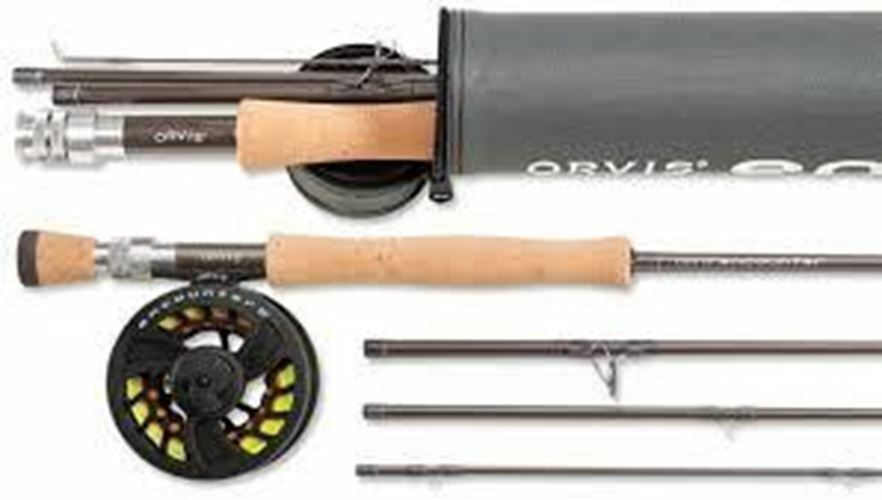 Orvis Encounter 9 Foot 8 Weight Fly Rod    Reel Outfit  online-shop