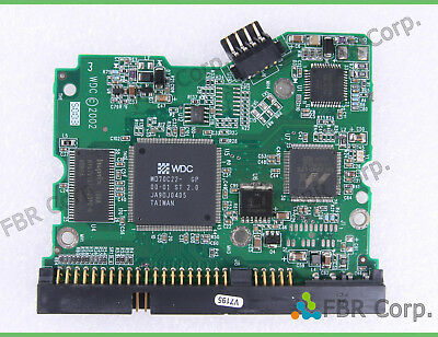 Western Digital IDE Hard drive logic board 3.5 PCB 2061-001159-200 AG WD70C22