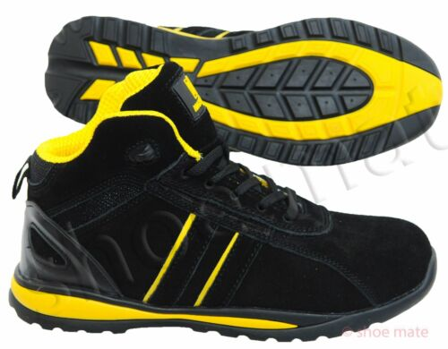 zapatillas zapatos trabajo seguridad de Ppe botines con de liviano de deporte puntera ultra botas hombre acero de qnq67O1fw