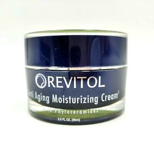 New Revitol Anti Aging Moisturizing Cream Phytoceramides 2 Oz 59 Ml Made In Usa Ebay