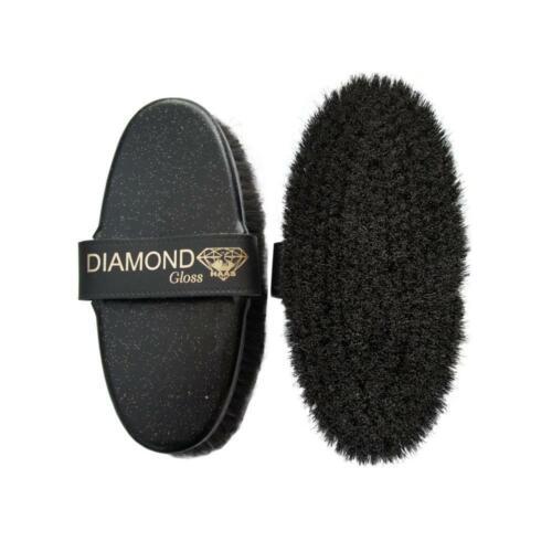 Haas Diamond Gloss toilettage brosse-pour l/'ultime Shiny Coat