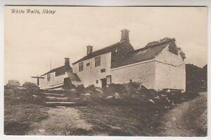 Yorkshire (West) postcard - White Wells, Ilkley (A101)
