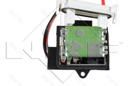 Resistencia Ventilador Soplador interior para Renault Kangoo 7701206351 7701059206