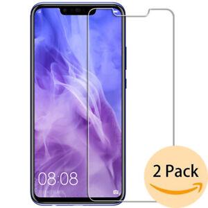 Para-Huawei-Nova-3-3i-Mate-20-Lite-Protector-de-Pantalla-de-Vidrio-Templado-Film-piel-caso