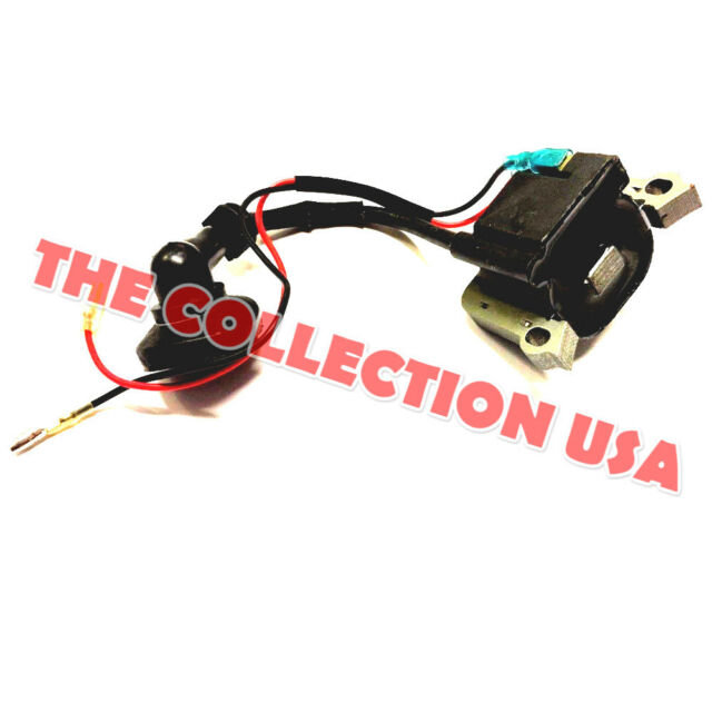 2 Wire Ignition Coil 43cc 49cc 50cc Gas Scooters Pocket
