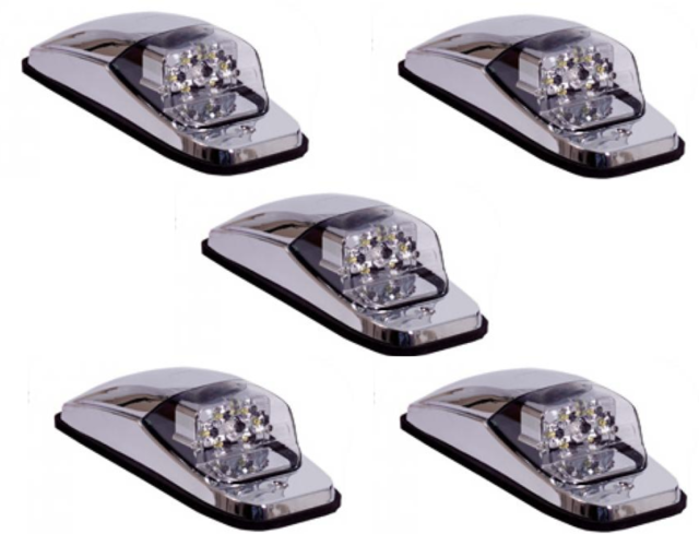 UNITED PACIFIC 6 LED Volvo Side Indicator Light 36884