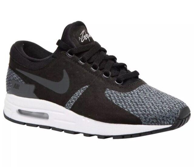 buy online 67058 2e651 Nike Air Max Zero SE (gs) Sz 7y Black/anthracite/gray 917864 004