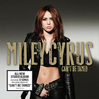 Miley Cyrus - Can't Be Tamed [new Cd] on Sale