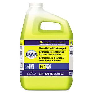 Dawn-Professional-Manual-Pot-amp-Pan-Dish-Detergent-Lemon-57444EA