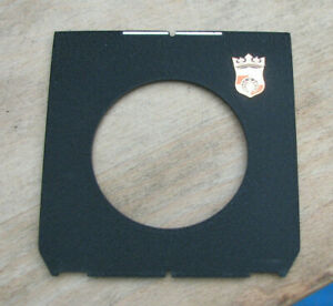 genuine-Wista-amp-Linhof-fit-Lens-board-with-59mm-centre-hole