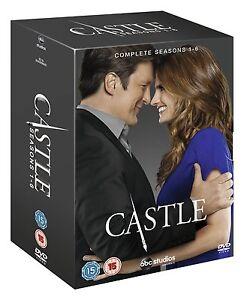 Castle Staffel 6 Dvd