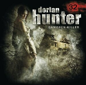 DORIAN-HUNTER-32-WITCHCRAFT-CD-NEW