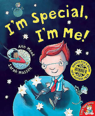 I'm Special, I'm Me!, Massini, Sarah,Meek, Ann, Very Good Book