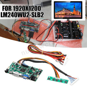 M-NT68676-2A-DVI-VGA-LCD-Controller-Board-Converter-for-1920X1200-LM240WU2-SLB2