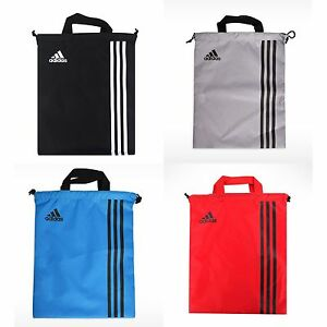 8f31575d386c Adidas Shoes Bag Golf Soccer Football Gym Sack Sports ShoeBag Shoes ...