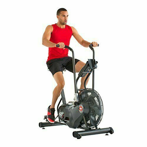 Schwinn Airdyne Bike Series Style Schwinn AD6 Airdyne LCD Display Quiet Fan ad6 airdyne bike display fan lcd quiet schwinn series style