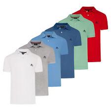 Larazé Poloshirt Herren T-Shirt Freizeit Polo Tee Basic Classic Men Sommer Uni