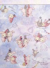San-X Shappo & Spica Sentimental Circus Mini Memo Pad (32001-Multi)~KAWAII!!!