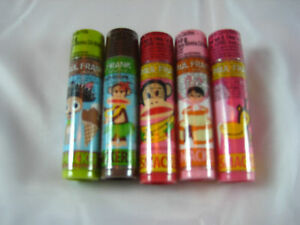 Bonne-Bell-Lip-Smacker-Paul-Frank-Balm-Gloss-You-Choose-New-and-Sealed-V1