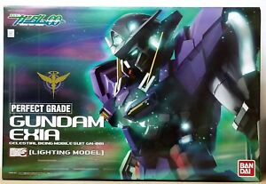 BANDAI PERFECT GRADE PG 1/60 GUNDAM EXIA LIGHTIND MODEL KIT