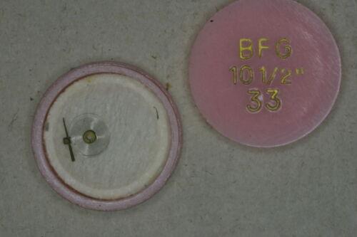 33 Spirale bilanciere NOS Hairspring balance BFG B.F.G