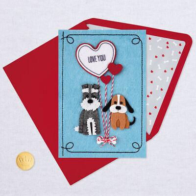 "Hallmark Signature Birthday Greeting Card//Envelope ~ 3D  Sweet /""16/"""