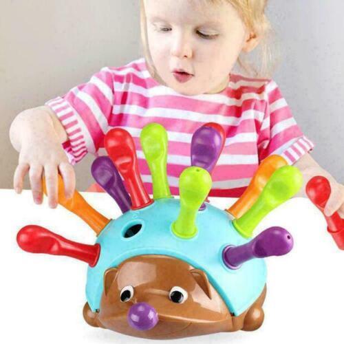 Learning Resources Spike The Fine Motor Hedgehog Sensory Motor Toy Kid G3E6 A7J0