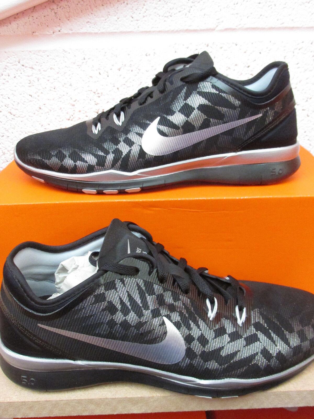 Nike Donna Free 5.0 Scarpe Tr Fit 5 Metallizzato Scarpe 5.0 Sportive 806277 001 da Tennis 13a397