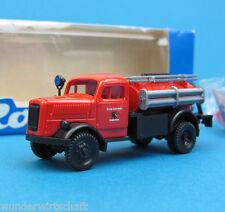 Roco H0 1317 OPEL BLITZ TLF 15 Feuerwehr KAUFBEUREN Löschfahrzeug OVP HO 1:87