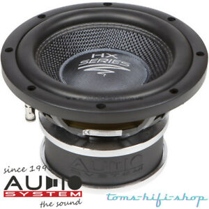 Audio-System-HX-08-SQ-20cm-High-End-Subwoofer-300-Watt-Auto-Woofer-8-034-Sub