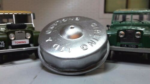 Land Rover Series 1 2 2a Plain Lucas Girling Clutch /& Brake Reservoir Cap 500201