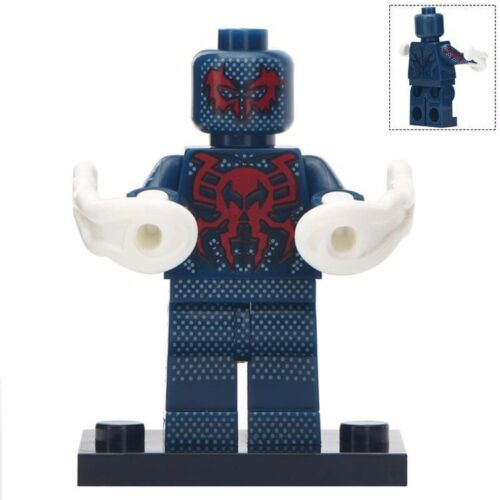 Lego Custom Spider-Man//Venom DC Marvel Superhero Kids Block Toys 8 characters