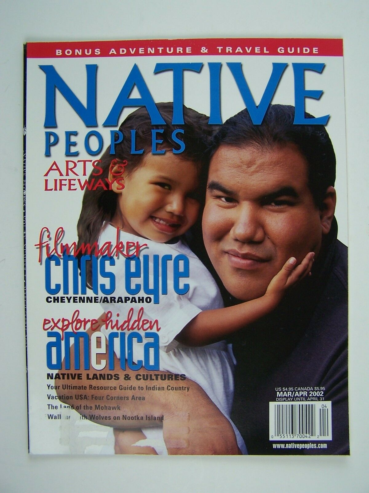 Native Peoples Arts & Lifeways Magazine Vol XV Number 3