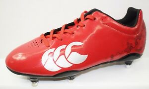 3f1260c822fc Image is loading CANTERBURY-SPEED-CLUB-JUNIOR-RUGBY-BOOTS-BRAND-NEW-